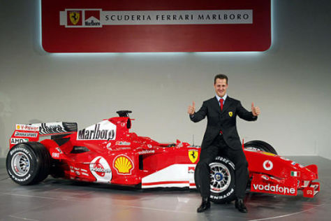 Krise bei Ferrari