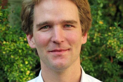 Martin Pehnt vom Institut für Energie- und Umweltforschung Heidelberg