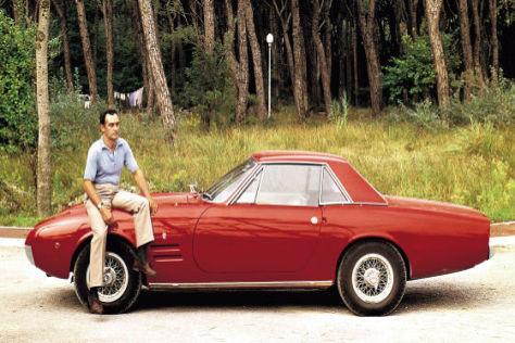 De Tomaso Ghia 450 SS