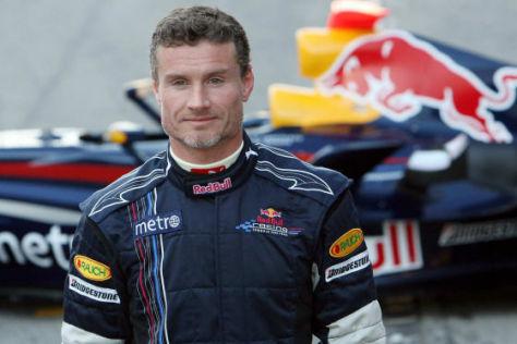 Coulthard hört auf