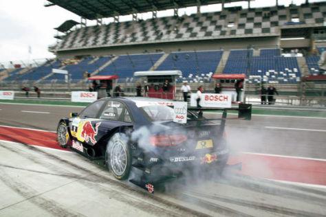 ABT Audi DTM Start