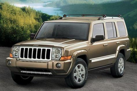 Jeep auf der New York Auto Show 2005