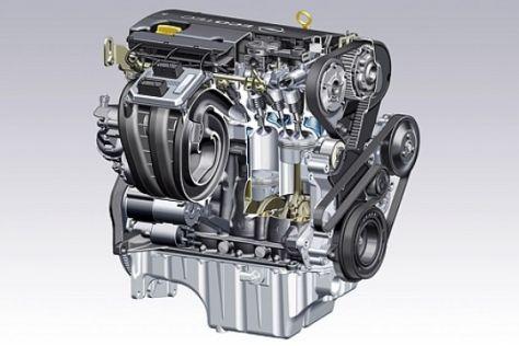Neuer Motor von Opel