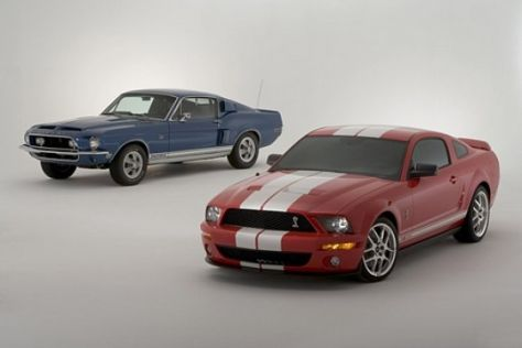 Ford Shelby Cobra GT 500