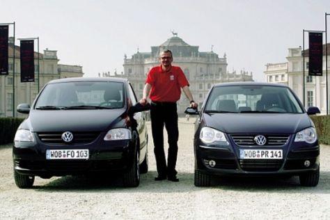 Fahrbericht VW Fox und Polo