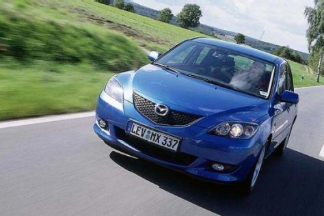 Mazda-Aktion