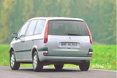 Citroën C8 (ab 2002)