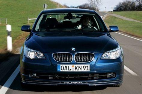 Fahrbericht BMW Alpina B5