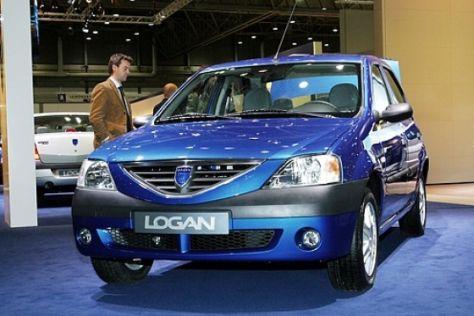 Dacia Logan für 7200 Euro