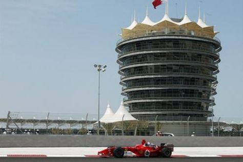 Großer Preis von Bahrain 2005