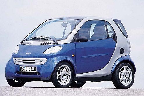 Smart Coupé I (1998-2007)