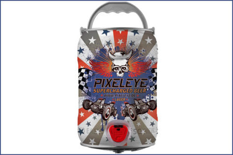 Pixeleye Supercharged Beer