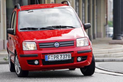 Reichweiten-Test: Der Fiat mit Autogasantrieb kommt mit zehn Euro 251 Kilometer weit