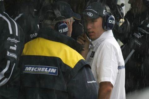 Fahrerportrait Nick Heidfeld