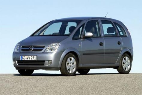 Opel Meriva serienmäßig mit ESP