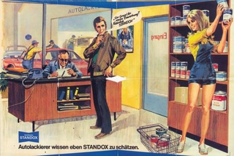 50 Jahre Standox