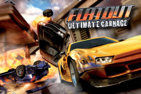 """Flatout Ultimate Carnage"""