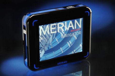 Merian Scout Navigator