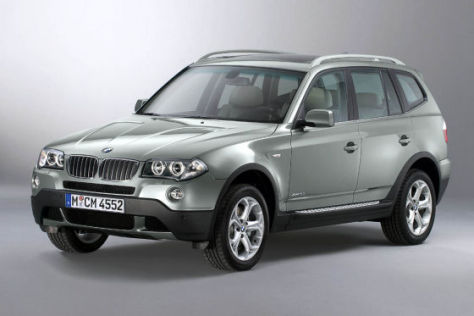 BMW X3 Edition Exlusive