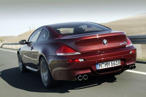 Fahrbericht BMW M6