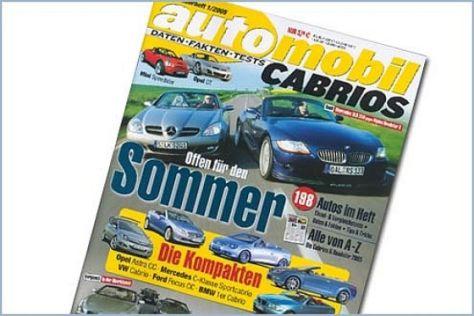AUTOMOBIL CABRIOS 1/2005