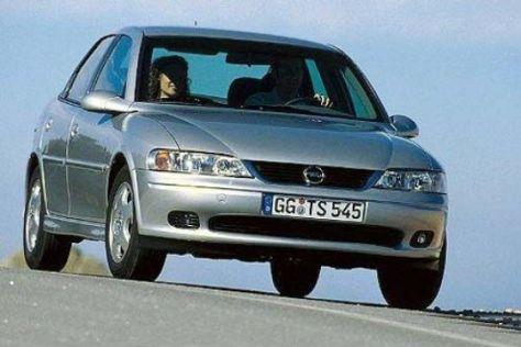 Rückruf Opel Vectra