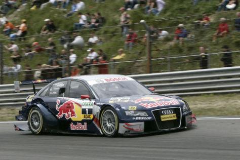 DTM 2008, Zandvoort, Audi A4 DTM, Mattias Ekström
