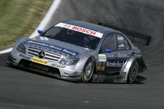 DTM 2008, Zandvoort, Bruno Spengler, Mercedes C-Klasse