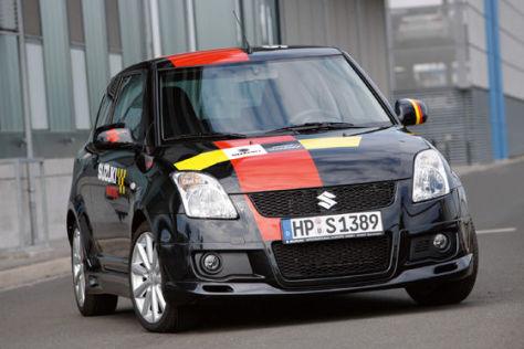 Suzuki Swift Sport Rallye N´Style