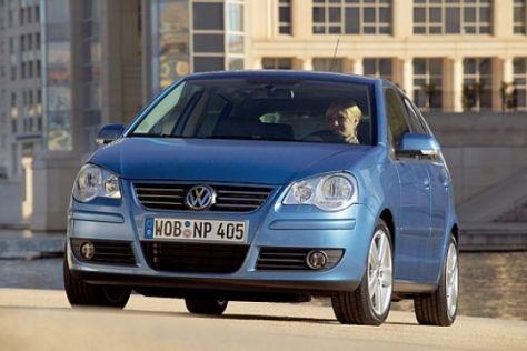 VW Polo Modellpflege 2005