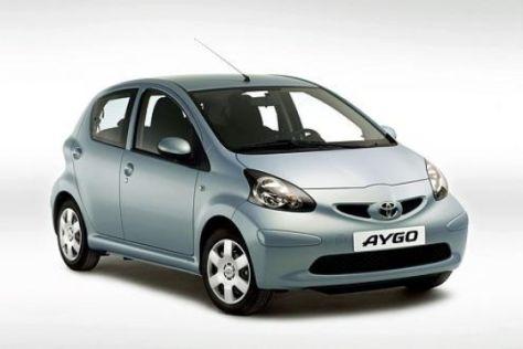Preise für Toyota Aygo
