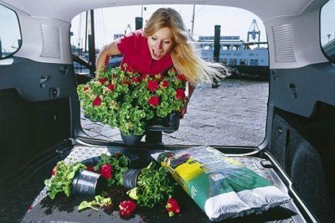 Matten und Wannen für den Kofferraum