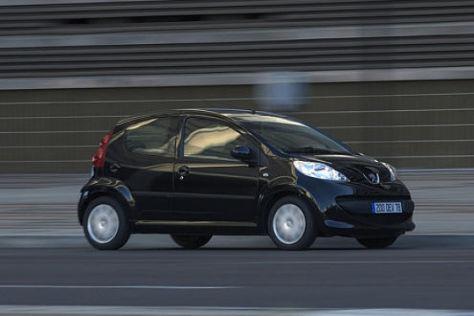 Preise Peugeot 107
