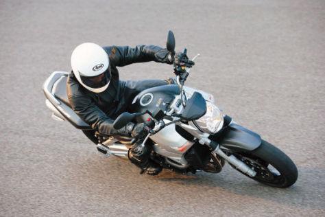 Hauptpreis: Suzuki GSR 600