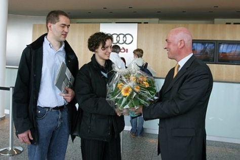 Audi Werksdienstwagenbörse
