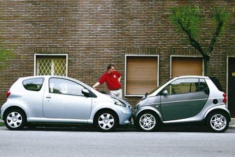 Fahrbericht Toyota Aygo