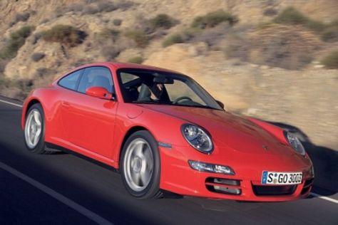Porsche rüstet 911 auf
