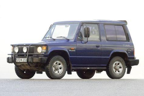 Mitsubishi Pajero I (1983-1990)