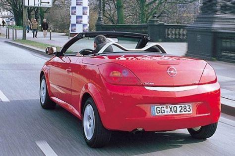 Test Opel Tigra TwinTop 1.3 CDTI