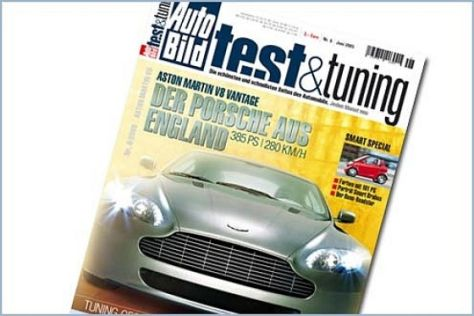 AUTO BILD TEST & TUNING 6/2005