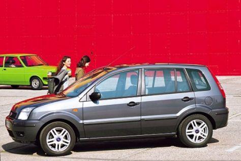Dauertest Ford Fusion 1.6 16V Trend