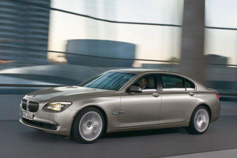 BMW erhöht die Preise für den 7er und viele andere Modelle