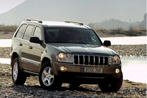 Fahrbericht Jeep Grand Cherokee 3.0 CRD