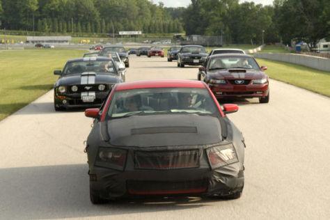 Erklönig Ford Mustang