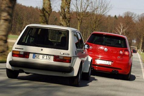 Fahrbericht Abt Golf GTI – alt gegen neu