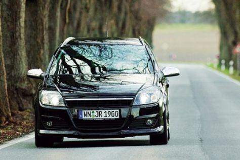 Opel Astra Caravan von Irmscher
