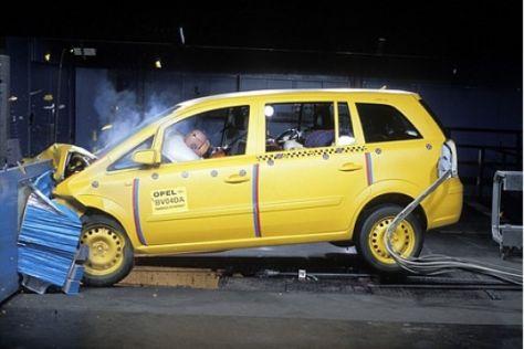 Bestnote für den Opel Zafira