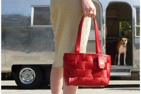 Mode-Accessoire Seatbeltbag