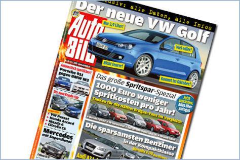 AUTO BILD 30-2008 Cover