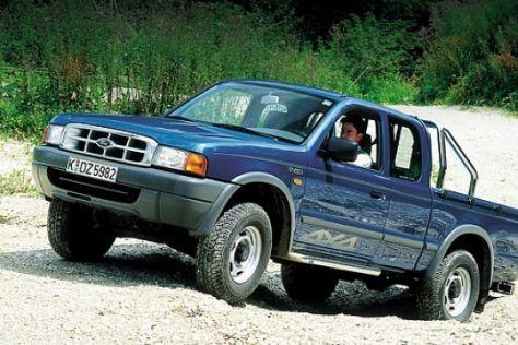 Ford Ranger/Mazda B (ab 1999)